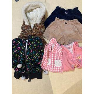 ブランシェス(Branshes)の女児服100から110まとめ売り(ワンピース)