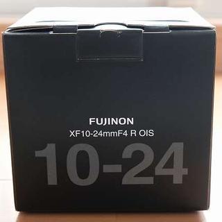 フジフイルム(富士フイルム)の 新品未使用 富士フィルム XF10-24mmF4 R OIS(レンズ(ズーム))