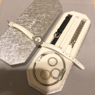 ビームス(BEAMS)のBEAMS women カスタム 腕時計(腕時計)