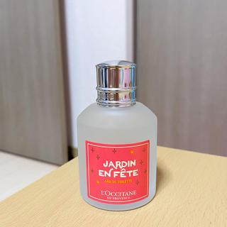 L'OCCITANE - 最終 ロクシタン フェスティブガーデン オードトワレ 香水 L'OCCITANE