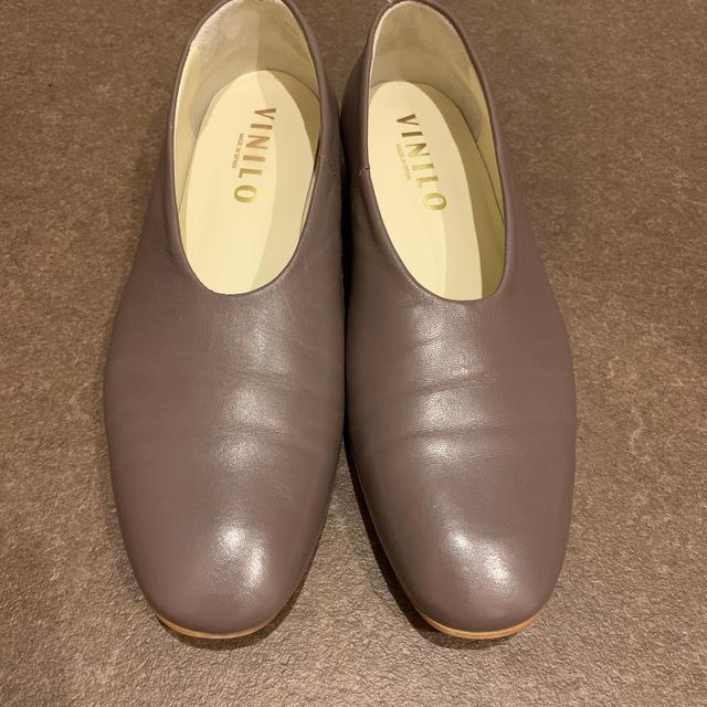 IENA(イエナ)のイエナ フラットシューズ ** レディースの靴/シューズ(ハイヒール/パンプス)の商品写真