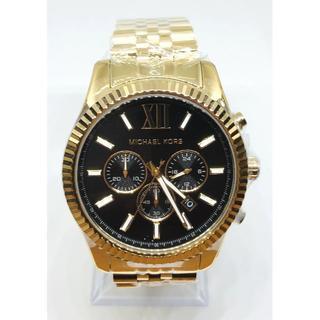 マイケルコース(Michael Kors)のマイケルコース MICHAEL KORS MK8286 メンズ 腕時計(腕時計(アナログ))