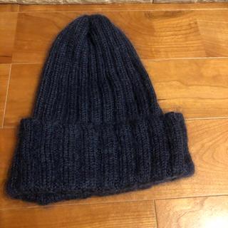 ユナイテッドアローズ(UNITED ARROWS)のアローズ ニット帽(ニット帽/ビーニー)