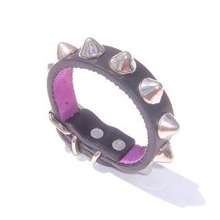KYRA Posh I Studs Leather Bracelet(ブレスレット/バングル)