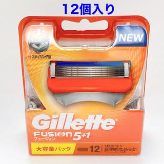 P&G - ジレット フュージョン5+1 替刃12B(12コ入)