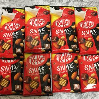 キットカット スナックス ×8袋 セット(菓子/デザート)