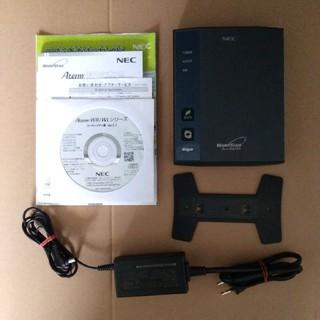 エヌイーシー(NEC)のNEC PA-WR8370N-HP(PC周辺機器)