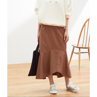 ViS - エコレザー マーメイドスカート