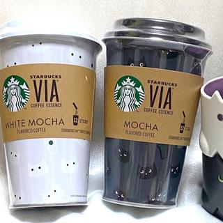 Starbucks Coffee - 新品 2点セット スターバックス スタバ ハロウィン 2020 キャット VIA