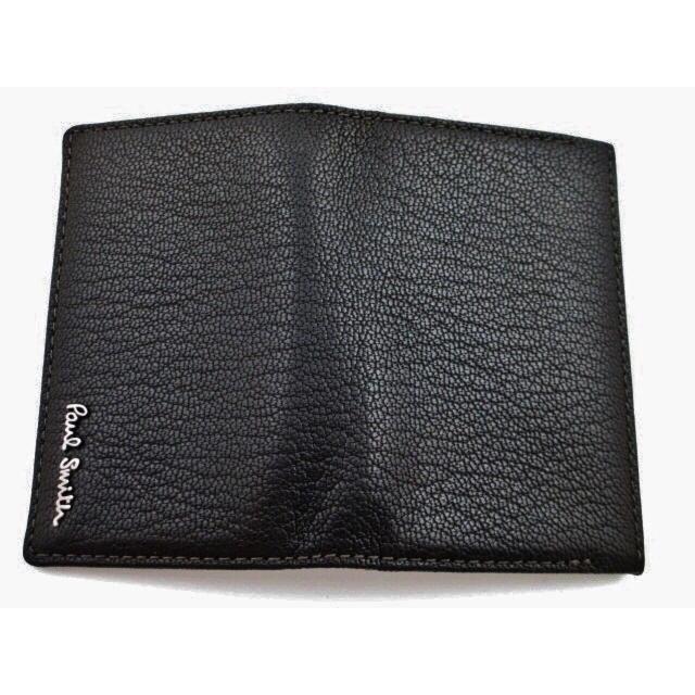 Paul Smith(ポールスミス)の新品箱なし ポールスミス 名刺入れ 黒 メンズのファッション小物(名刺入れ/定期入れ)の商品写真