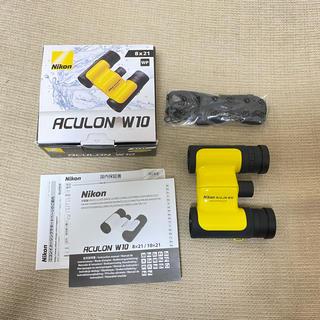 ニコン(Nikon)のNIKON ACULON W10 8×21(その他)