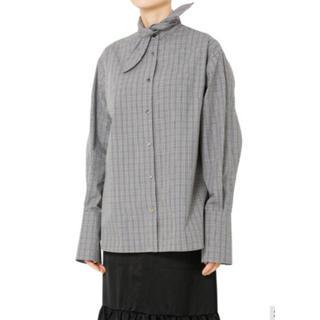 ルシェルブルー(LE CIEL BLEU)のLE CIEL BLEU ルシェルブルー ボウタイブラウス  ボウタイシャツ(シャツ/ブラウス(長袖/七分))