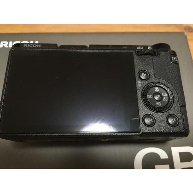 RICOH(リコー)のRICOH GR Ⅲ スマホ/家電/カメラのカメラ(コンパクトデジタルカメラ)の商品写真