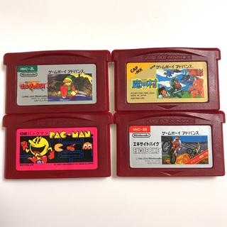 ゲームボーイアドバンス(ゲームボーイアドバンス)のGBA ゲームボーイアドバンス ソフト カセットまとめ売り マリオ ゼルダ(携帯用ゲームソフト)