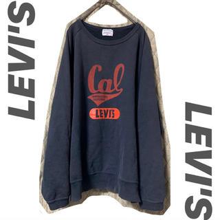 Levi's - 【Levi's/リーバイス】古着スウェットだぼゆるトレーナー