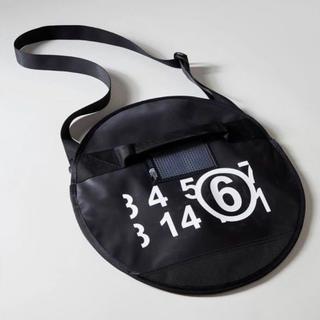 マルタンマルジェラ(Maison Martin Margiela)のMM6 NORTH FACE ノースフェイス クラッチ バッグ マルジェラ 黒(セカンドバッグ/クラッチバッグ)