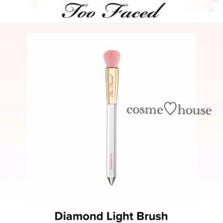 トゥフェイス(Too Faced)のtoo faced  メイクブラシ ダイヤモンドライト ブラッシュ (フェイスパウダー)