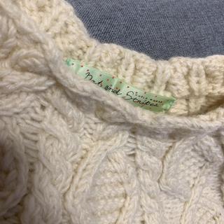 ドットアンドストライプスチャイルドウーマン(Dot&Stripes CHILDWOMAN)のDot&Stripes セーター(ニット/セーター)