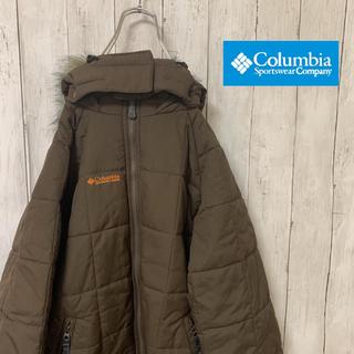 コロンビア(Columbia)の【大人気】Columbia コロンビア ダウンジャケット ダウンコート 古着(ダウンジャケット)
