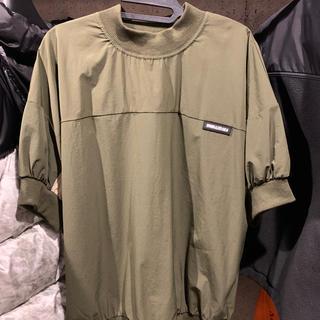 シー(SEA)のMサイズ WIND AND SEA NYLON S/S PULLOVER(Tシャツ/カットソー(半袖/袖なし))