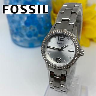 フォッシル(FOSSIL)のフォッシル(FOSSIL)レディース腕時計 新品電池です☆(腕時計)