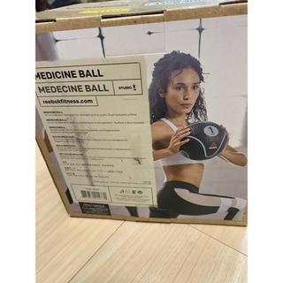 リーボック(Reebok)のリーボック メディシンボール 5キロ(トレーニング用品)