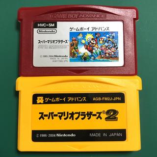ゲームボーイアドバンス(ゲームボーイアドバンス)のスーパーマリオブラザーズ 12 GBA ゲームボーイアドバンス ソフト カセット(携帯用ゲームソフト)
