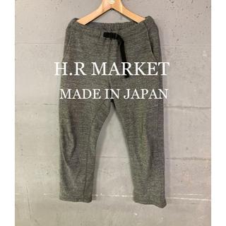ハリウッドランチマーケット(HOLLYWOOD RANCH MARKET)のH.R MARKETスウェットパンツ!日本製!(その他)