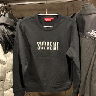 シュプリーム(Supreme)のSupreme World Famous Crewneck Mサイズ(スウェット)