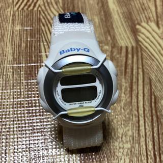 ベビージー(Baby-G)の☆最終価格 G-SHOCK ベイビーG  白(腕時計(デジタル))