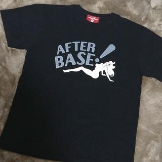 アフターベース(AFTERBASE)の美品 afterbase アフターベース Tシャツ トップス ハードコア(Tシャツ/カットソー(半袖/袖なし))