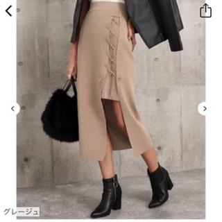 アナップ(ANAP)のANAP スカート(ロングスカート)