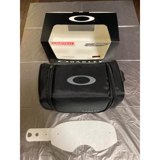 オークリー(Oakley)のオークリー  エアブレイクMX 箱、ケース、ティアオフフィルムセット(装備/装具)
