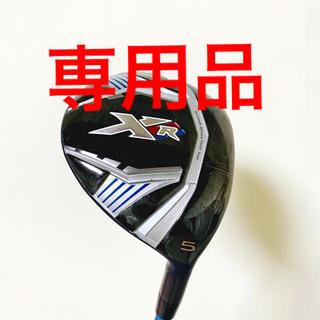 キャロウェイゴルフ(Callaway Golf)のキャロウェイ XR レディース フェアウェイウッド 5番(クラブ)
