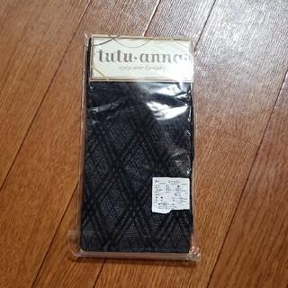 チュチュアンナ(tutuanna)のtutu anna ストッキング黒(タイツ/ストッキング)