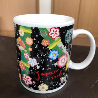 スターバックスコーヒー(Starbucks Coffee)の新品、未使用のスタバJAPAN2006のマグカップ(グラス/カップ)