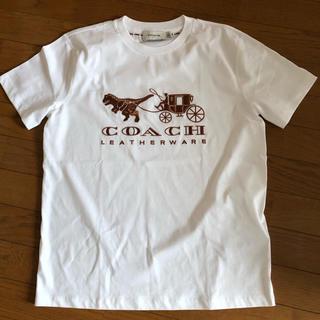 コーチ(COACH)のcoachTシャツ(Tシャツ(半袖/袖なし))