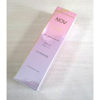 ノブ(NOV)のNOV L&W 日中用美容液 デイエッセンス UV (化粧下地)