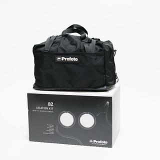 キヤノン(Canon)の(専用)Profoto B2 250 AirTTL ロケーション2灯キット(ストロボ/照明)