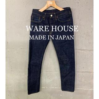 ウエアハウス(WAREHOUSE)のWAREHOUSE LOT900 セルビッチデニム!日本製!(デニム/ジーンズ)
