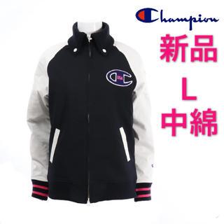 チャンピオン(Champion)の新品L  Champion GOLF  中綿  スタジアムジャケット(ウエア)