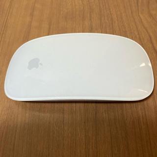 マック(Mac (Apple))のMagic Mouse ワイヤレス マウス A1296 電池 Bluetooth(PC周辺機器)