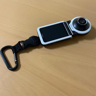 カシオ(CASIO)のFR100 ホワイト(コンパクトデジタルカメラ)