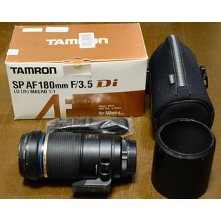TAMRON - TAMRON SP AF180F3.5DI LD IF M(B01N)