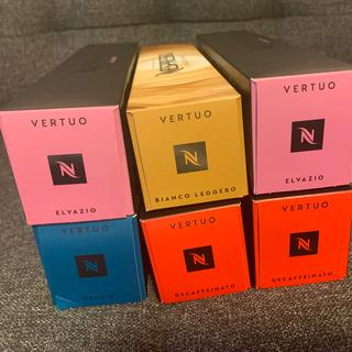 Nestle - ネスプレッソ ヴァーチュオ セット(60杯分)