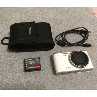 カシオ(CASIO)のCASIO HIGH SPEED EXILIM EX-ZR1000(コンパクトデジタルカメラ)