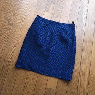 クードシャンス(COUP DE CHANCE)の未使用☆クードシャンス ミニスカート(ひざ丈ワンピース)