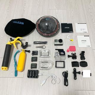 ゴープロ(GoPro)の値下げ❗️GoPro Hero4 豪華セット(コンパクトデジタルカメラ)