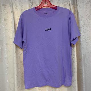 エックスガール(X-girl)のX-girl    エックスガール トップス 半袖 Tシャツ(Tシャツ(半袖/袖なし))