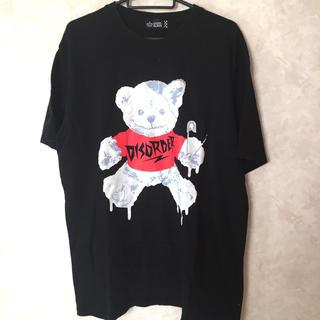 リッスンフレーバー(LISTEN FLAVOR)のリッスンフレーバー くま ビッグ Tシャツ(Tシャツ(半袖/袖なし))